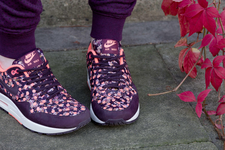 nike air max 1 liberty art fabrics
